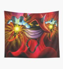 Orko Power Wall Tapestry