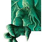 Hand of Cthulhu by Paul Mudie