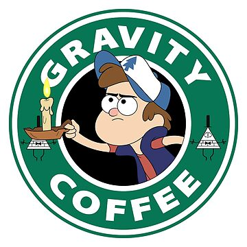 Gravity Dipper Coffee by TeeGrayWolf