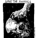 Save the animals by WOLFSKULLJACK