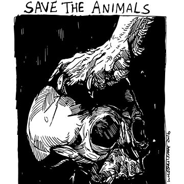 Save the animals by WOLFSKULLJACK