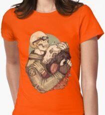 Weird Love  Womens Fitted T-Shirt