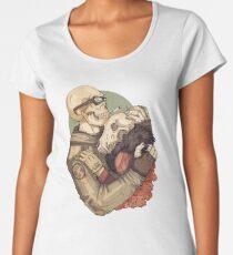 Weird Love  Women's Premium T-Shirt