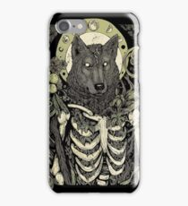 Lycanthropy  iPhone Case/Skin