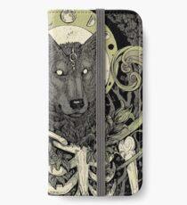 Lycanthropy  iPhone Wallet/Case/Skin