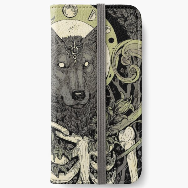 Lycanthropy  iPhone Wallet