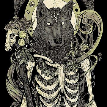 Lycanthropy  by WOLFSKULLJACK