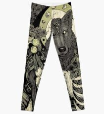 Lycanthropie Leggings