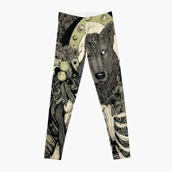 Lycanthropy  Leggings