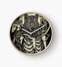 Lycanthropy  Clock