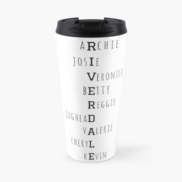 Riverdale Mug isotherme