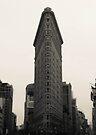 Flatiron Building - NYC by Nicklas Gustafsson