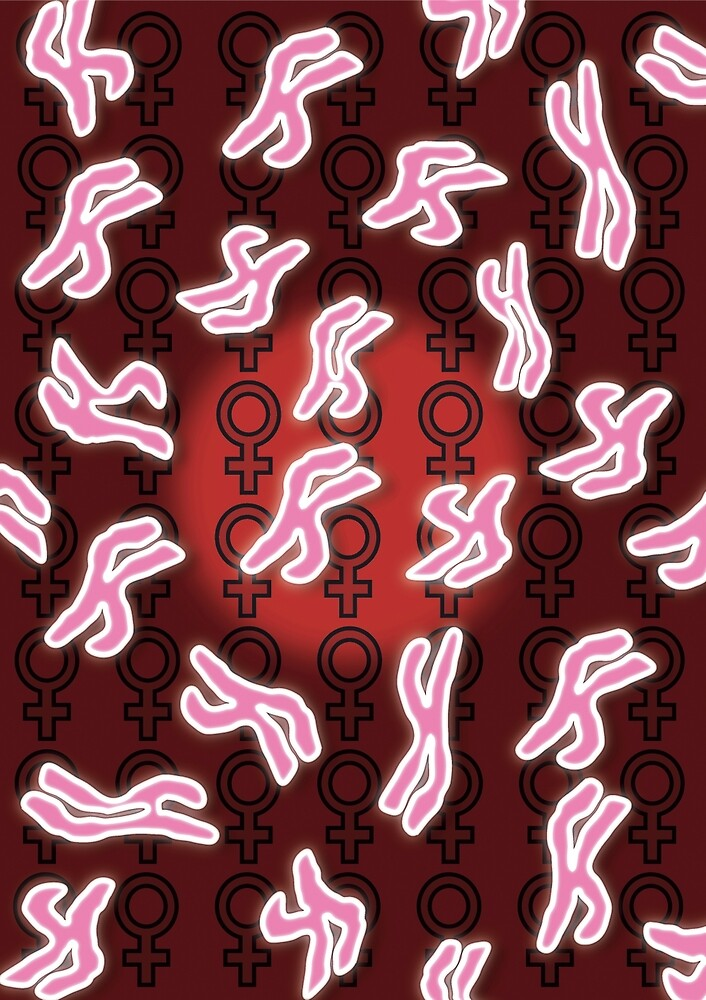 Female Chromosomes by Thisis notme
