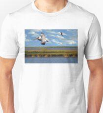 Pelican Turbine Chase Unisex T-Shirt