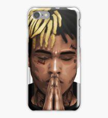 XXXtentacion sipped tea in the hood iPhone Case/Skin