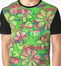 Flowers 1 Graphic T-Shirt