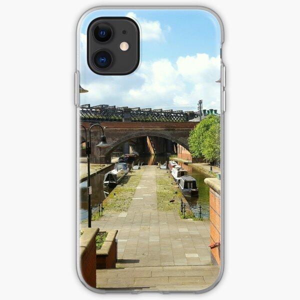 Manchester Castlefield iPhone Soft Case
