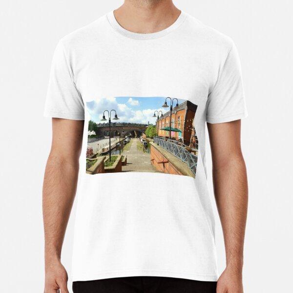 Manchester Castlefield Premium T-Shirt