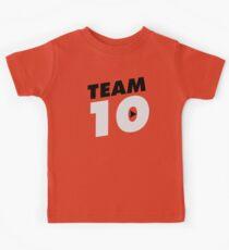 TEAM 10 TEN JAKE PAUL Kids Tee