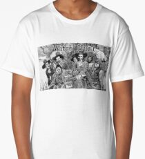 Caccia Alle Streghe: Manica Lunga T-shirt Atto D'accusa Fb1ewT7e