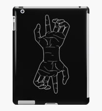 Conjoined Hands iPad Case/Skin