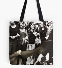 Emancipate my Stockings  Tote Bag