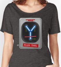 Flux This Women's Relaxed Fit T-Shirt