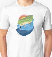 Sharkies Sunset Surf T-Shirt