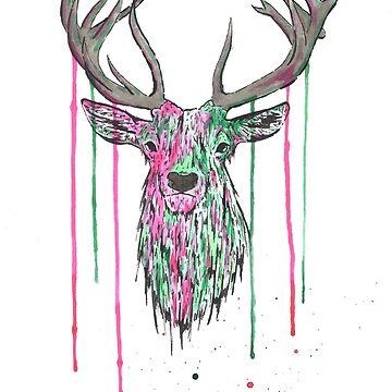 Deer 2 by CalumMargetts