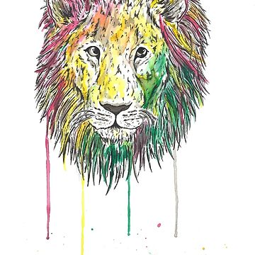 Lion by CalumMargetts