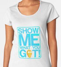 mister mees Women's Premium T-Shirt