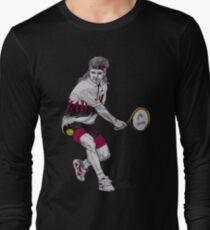Tennis Agassi Long Sleeve T-Shirt