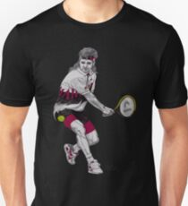 Tennis Agassi Slim Fit T-Shirt