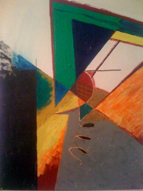 Abstract Painting by BubbaGeorge