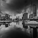 docklands, Melbourne by Christine Wilson