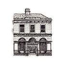 Old Abbey Theatre, Dublin by Alan Hogan