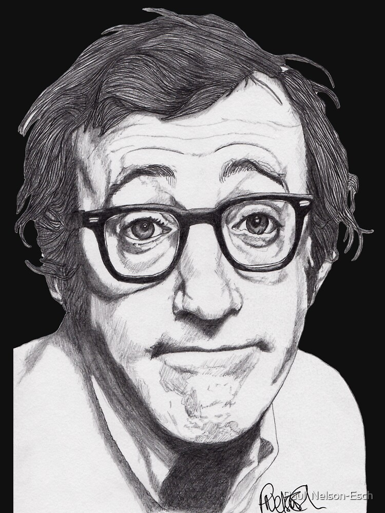 Woody Allen by babyhead72