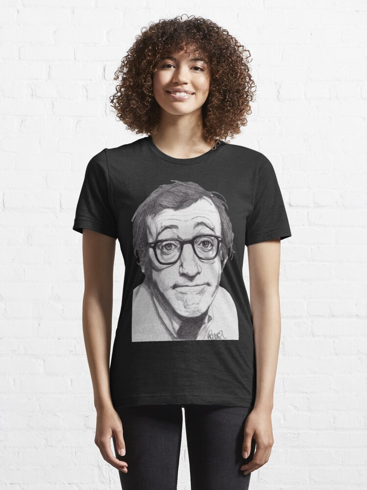 Alternate view of Woody Allen Essential T-Shirt