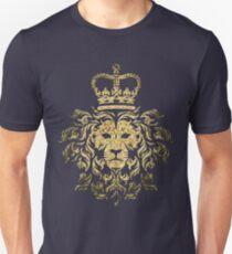 Vintage Magestic Lion Unisex T-Shirt
