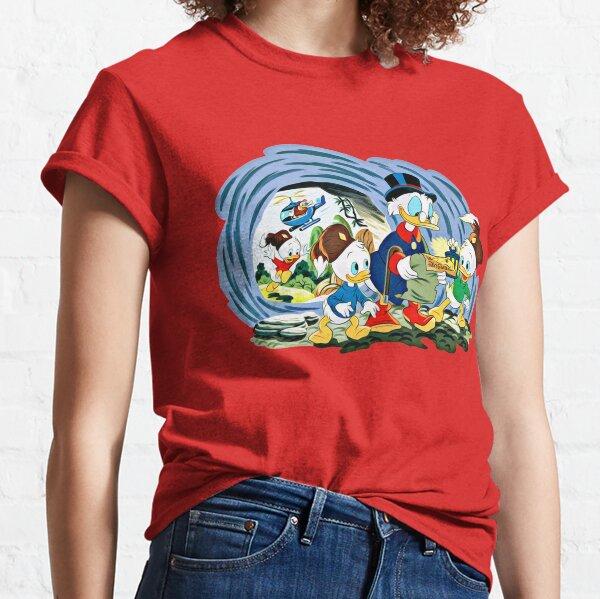 Ducktales, série de dessin animé classique T-shirt classique