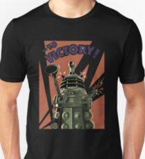 Dalek To victory T-Shirt