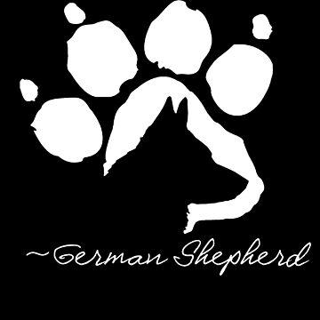 German Shepherd by Giii