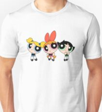 The Powerpuff Girls Unisex T-Shirt