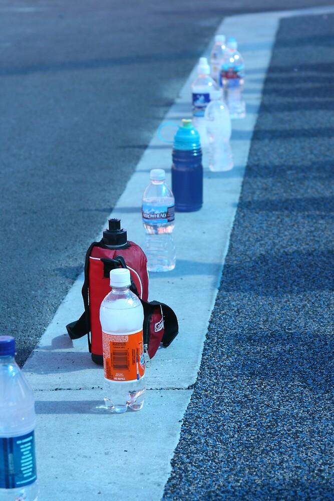 Water bottles by snapz4u