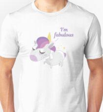 I'm fabulous! Unisex T-Shirt