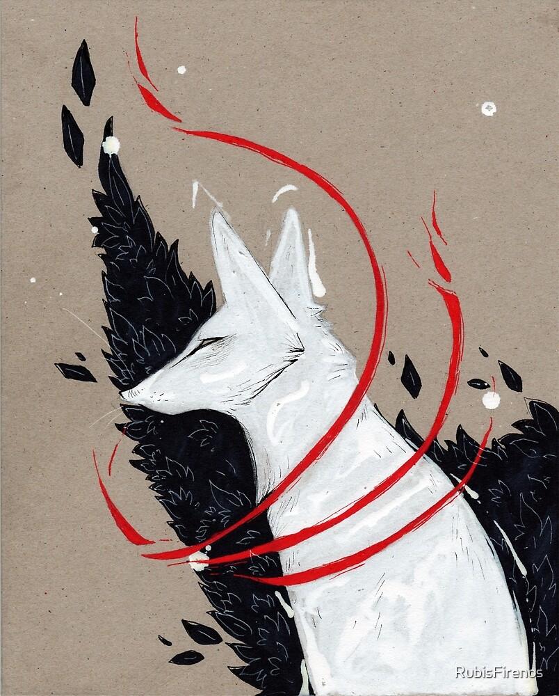 FOX RIBBONS by RubisFirenos
