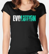 evolution Women's Fitted Scoop T-Shirt