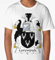 Cavendish  Long T-Shirt