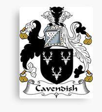 Cavendish  Canvas Print