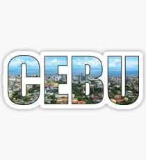 Cebu Sticker